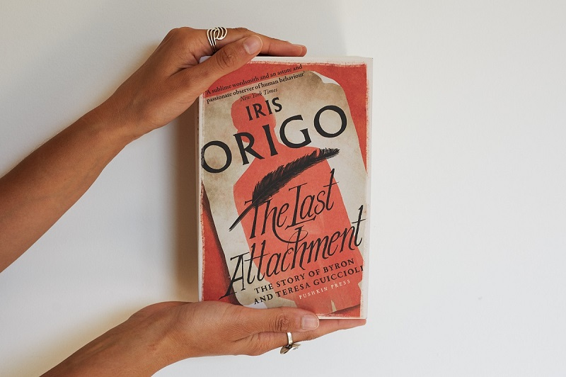 Front cover of 'The Last Attachment' by Iris Origo