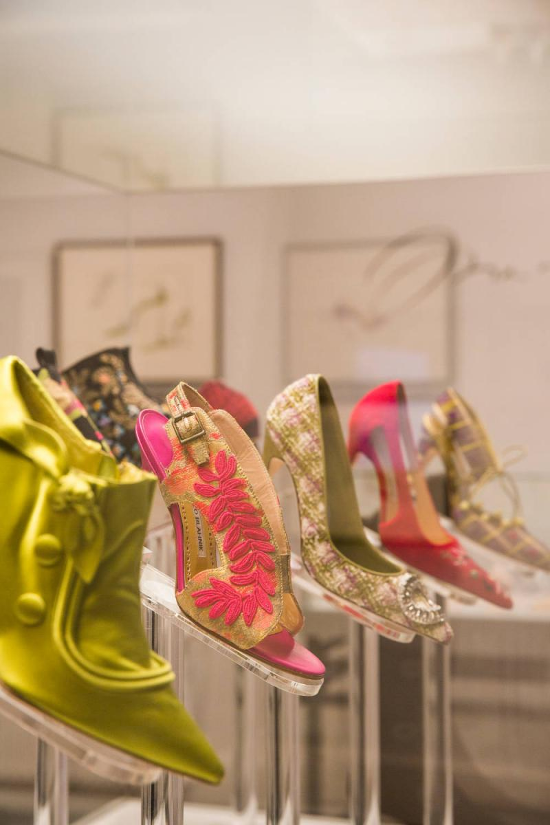 The Art of Shoes Exhibition