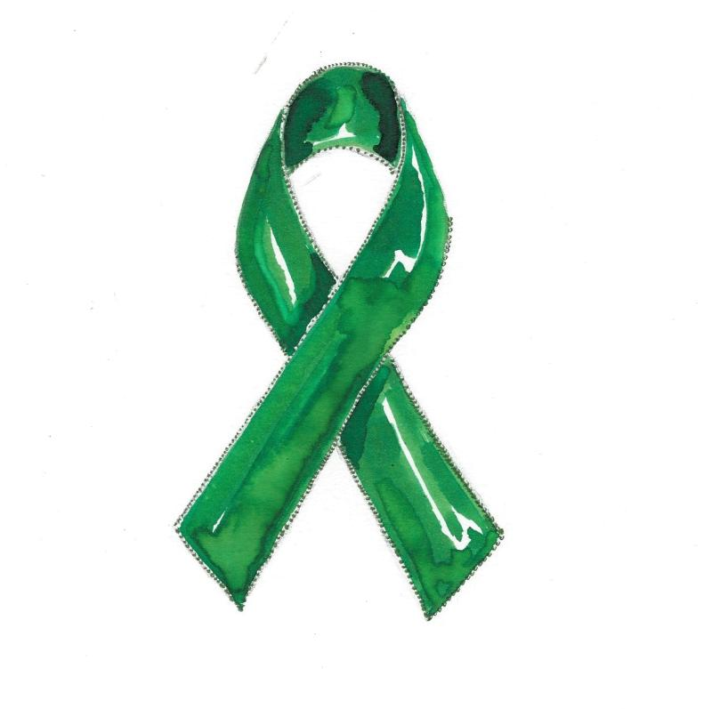 Mental Health Foundation Green Ribbon