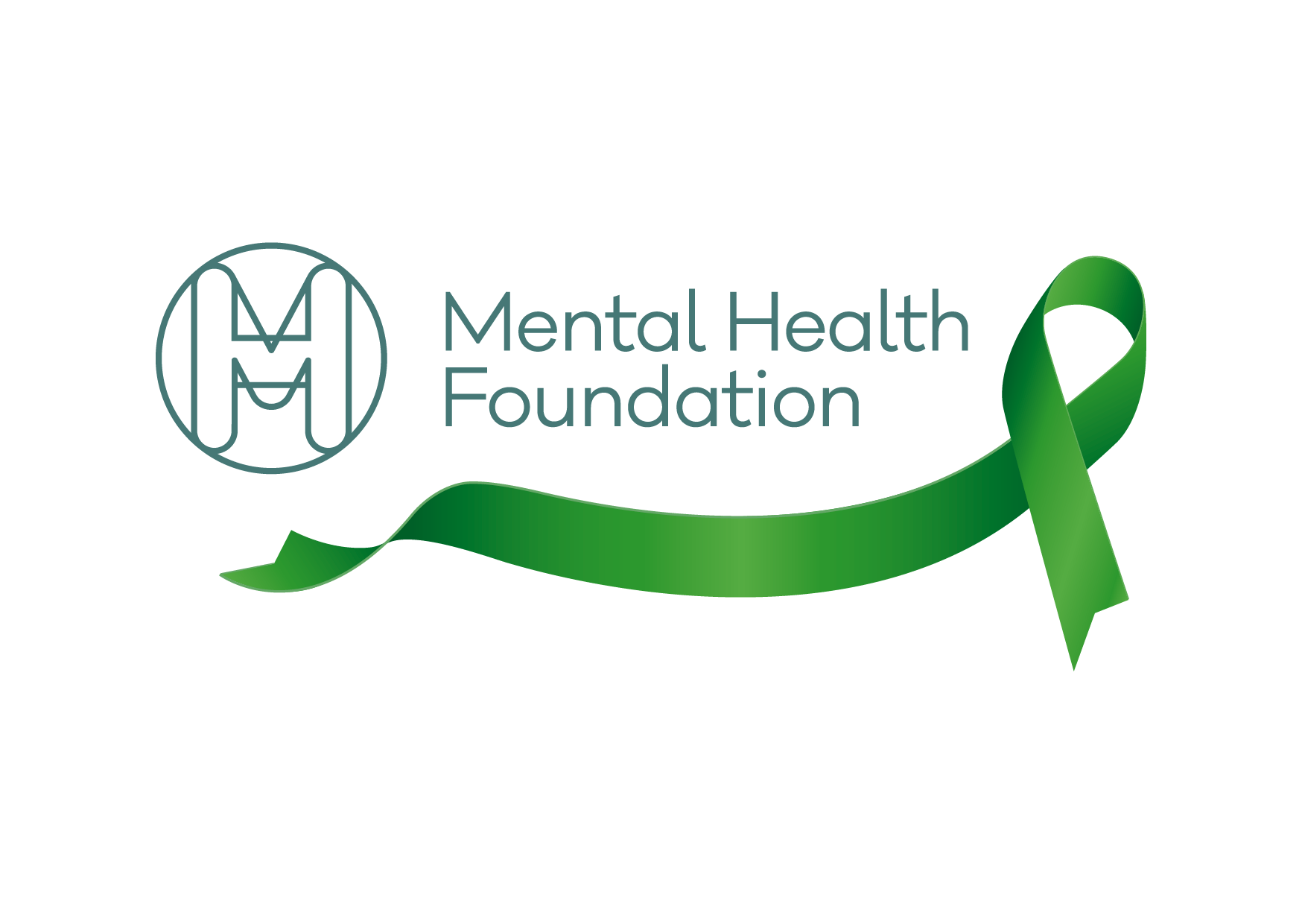 MHL logo green ribbon